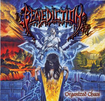 Benediction - Organized Chaos