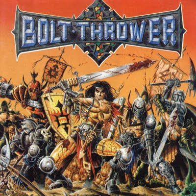 Bolt Thrower  - Warmaster